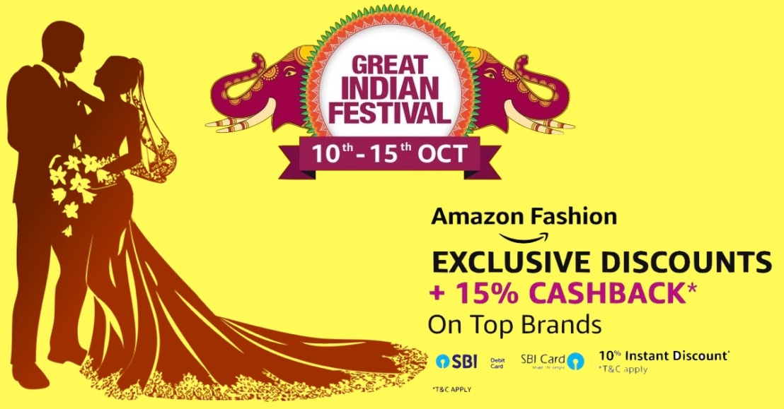 10 Best Deals from Great Indian Festival Sale – Amazon