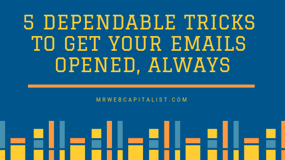 5 Tricks to Improve Your Email OpenRate