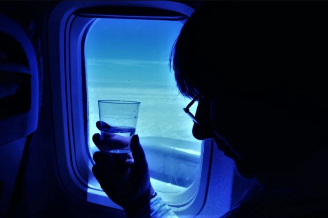 Stay Hydrated While Traveling on a Flight